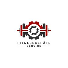 Neues Logodesign für Fitnessgeräte-Service Physical Fitness by Fireworks Designs ~