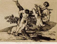 los caprichos Goya
