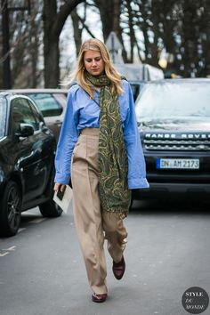 Laura Stoloff by STYLEDUMONDE Street Style Fashion Photography