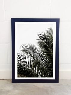 East End Prints - Palm Leaves 3, €22,14 (http://www.eastendprints.co.uk/products/palm-leaves-3.html)