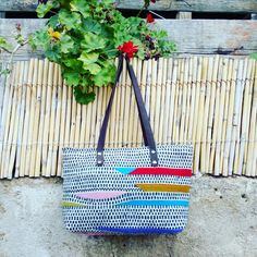 Bolsa artesanal ..100%lana.