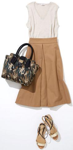 Lesson of the Week: Dress Military Femininely (Lumine Kitasenjyu) | LUMINE MAGAZINE