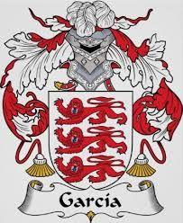 Escudo apellido Garcia