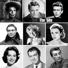 50s movie star photos