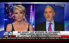 Kelly File 8/24/16 Full: Trey Gowdy on FBI Clinton Documents, Julian Assange Interview - YouTube