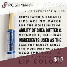 """Glossy Gloss by Senegence! 💋 Don't forget your """"GLOSSY GLOSS"""" when you purchase your Lipsence/Lipstick💋 the gloss will help lock in your color allowing NO reapplying needed, keeping your lips moisturized and hydrated! Bundles Available! 2 step application: Lipsence/color, Gloss/Matte & OOOPS for when you get out of line! 💋 Senegence Makeup Lip Balm & Gloss"""