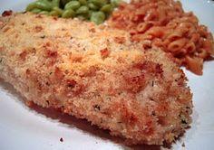 Plain Chicken: Parmesan-Ranch Chicken