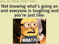 Minion Minions fans despicable me 2 yellow black humor love cute