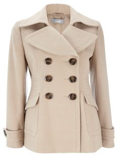 In love with this pea coat