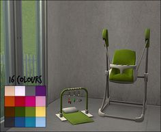 Recolours of TS2 Store Baby Items