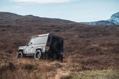 Endless fun…  Image: @gfwilliams  #AntiOrdinary #LandRoverDefender #4x4 #DefenderRedefined #Redefined #LandRover #Defender #Handcrafted #Handmade #Style #Lifestyle #4x4