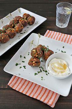 Apricot Curry Turkey Meatballs | Udi's® Gluten Free Bread