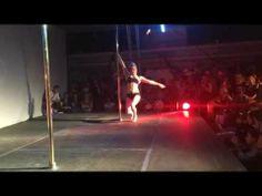 OONA KIVELA -- POLE DANCE FREESTYLE BATTLE 2014