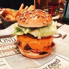 Il miglior hamburger che io abbia mai mangiato. Il caso è chiuso.