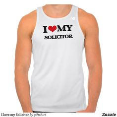 I love my Solicitor New Balance Running Tank Top Tank Tops