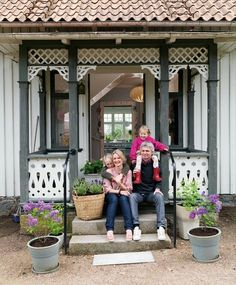 Förälskade i ett hus – Hus & Hem House Tours, Porch, Sweden, Balcony, Patio, Sunrooms