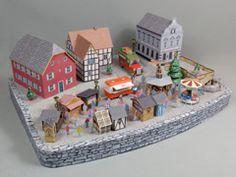Weihnachtsmarkt in der Rheinallee