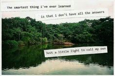 Sleeping At Last- Emphasis Lyric Quotes, Lyrics, Silly Words, Sleeping At Last, John Green, Inspire Me, Favorite Quotes, Quotations, Breathe