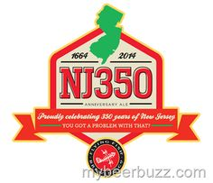 mybeerbuzz.com - Bringing Good Beers & Good People Together...: Flying Fish To Brew NJ350 Anniversary Ale