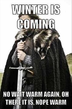 """Brace Yourself Phoenix Summer is Coming - Funny memes that """"GET IT"""" and want you to too. Get the latest funniest memes and keep up what is going on in the meme-o-sphere. Band Nerd, Eddard Stark, Ned Stark, Game Of Thrones, Haha, No Kidding, Brace Yourself, Bon Film, Back In The 90s"""