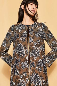 RUTH: you would look fab in this - wear with navy jeans/ trousers and a beege/tan knit. X
