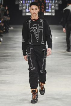Marcelo Burlon County of Milan, Look #12