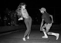 52 Park, People for Progress Event, 1984. South Bronx. by Ricky Flores