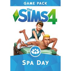 The Sims 4: Spa Day Game Pack - Electronic Software Download (PC Games)