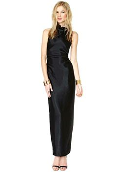 Roberto Cavalli Midnight Stroll Dress