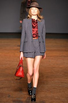Marc by Marc Jacobs Fall 2011 Ready-to-Wear