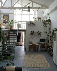 As plantinhas estão com tudo na decoração, e não importa o cômodo o importante é você usar e abusar dessas lindeza.