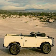 "Simple and perfect. #Landrover 88"" #Series"
