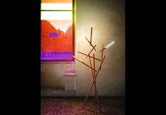 Ferruccio Laviani progetta le vetrine per una selezione di negozi