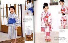 Adorable Child's Kimono