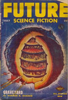 Future Science Fiction, July 1953