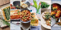Recetas para la semana Sangria, Chana Masala, Healthy Dinner Recipes, Cobb Salad, Recipies, Food And Drink, Meals, Chicken, Ethnic Recipes