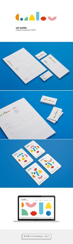 7 Sentis by Studio Walabi on Behance | Fivestar Branding – Design and Branding Agency & Inspiration Gallery