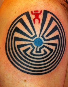 Man in the Maze by Adam Skyy at Rose Golds San Franscico