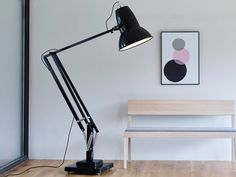 Anglepoise Original 1227 Giant Floor Lamp by George Carwardine - Chaplins