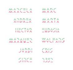 Typography, Math, Words, Behance, Inspiration, Script Alphabet, Letterpress, Biblical Inspiration, Letterpress Printing