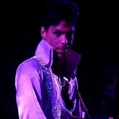 Prince invented the come hither look