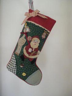 """W. S. schreibt: """"irgendwie ist dieser Schuh zu Nikolaus leer geblieben, deshalb hoffe ich noch auf Weihnachten ..."""""""