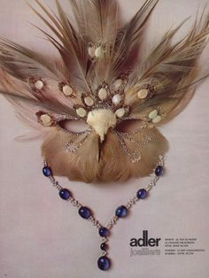 Adler (Jewels) 1982 Feathers