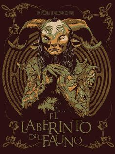 stewforrest | Pans Labyrinth  Seriously a cool ass movie.  not for kids.  intense.