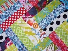 Beautiful and easy quilt