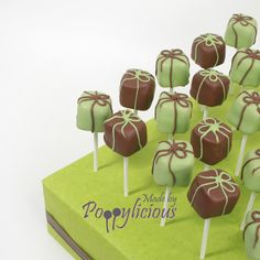 Cake pops cadeautjes  www.poppylicious.nl