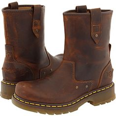 Doc Martens Dryden - I have these in brown but wish I could find them in black. US 11, UK 10, EU 45