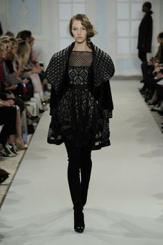 Temperley London RTW Fall 2014 - London Fashion Week