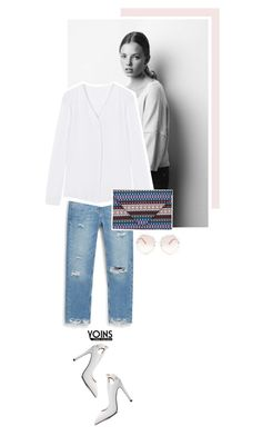 """""""Yoins"""" by s-thinks on Polyvore featuring MANGO and Chloé"""