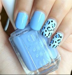 Love the blue color!